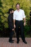 Joshua Gomez,Zachary Levi Stock Photo