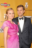 Joshua Jackson,Diane Kruger Stock Photos