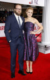 Joshua Leonard och Alison Pill Royaltyfria Foton