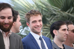 Joshua Safdie,  Ben Safdie,  Robert Pattinson,  Buddy Duress, Os Royalty Free Stock Photography