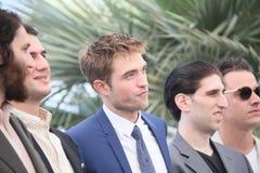Joshua Safdie, Ben Safdie, Robert Pattinson, Buddy Duress, Oscar Stock Image