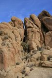 Joshua Tree Geology. Rocks in Joshua Tree National Park, California Royalty Free Stock Image