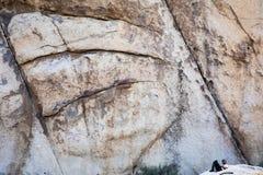 Joshua Tree national Park. Climber Chilling Stock Photos