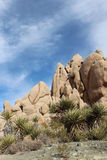 Joshua Tree National Park Geology Royalty Free Stock Image
