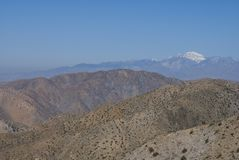 Free Joshua Tree National Park - San Andreas Fault Area Royalty Free Stock Images - 101787359
