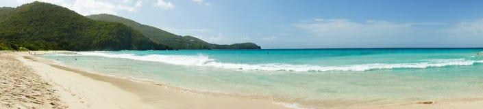 Josiah's Bay, Tortola, British Virgin Islands Royalty Free Stock Image