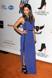 Josie Loren arrives at the 19th Annual Race to Erase MS gala Stock Photography