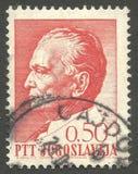 Josip Broz Tito fotografia stock