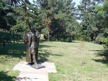 Josip Broz Tito grav Arkivbild