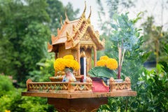 Joss house Stock Images