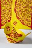 Joss Paper Chinese Tradition pour disparus des spiritueux du ` s d'ancêtre photo libre de droits