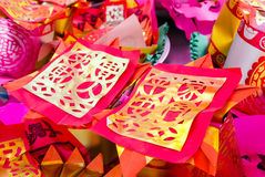 Joss paper for after life Royalty Free Stock Photography