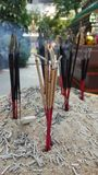 Joss stick Royalty Free Stock Images