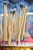 Joss stick. Was burn for some ceremony Royalty Free Stock Image