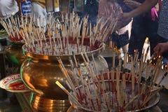Joss Sticks Imagen de archivo