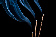 Joss sticks Stock Images