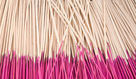 Joss sticks as background Stock Images