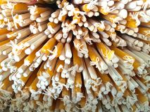 Joss sticks and candels. Joss stick and candles Stock Image