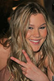 Joss Stone. At the The 47th Annual GRAMMY Awards Nominations, The Music Box, Los Angeles, CA 12-07-04 Stock Image