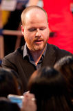 Joss Whedon Royalty Free Stock Photography