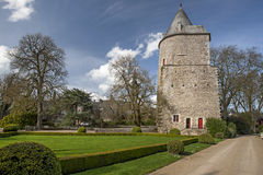 Josselin Castle Imagem de Stock Royalty Free