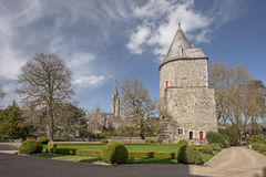 Josselin Castle Royalty Free Stock Image