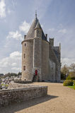 Josselin Castle Royalty Free Stock Photography