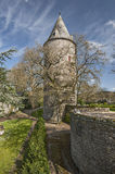 Josselin Castle Stock Image
