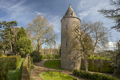 Josselin Castle Stock Photos