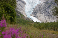 Jostedalsbreen Royalty Free Stock Images