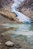jostedalsbreen национальный парк Стоковое Изображение RF