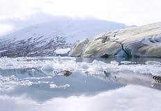 Jostedalsbreen glacier Stock Image