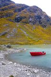 Jostedalsbreen National Park. In Norway Stock Photo