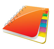 Jotter Royalty Free Stock Photography