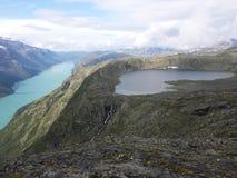 Jotunheimen,挪威 库存照片