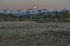 Jotunheimen в Норвегии Стоковое Изображение RF