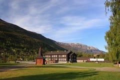 jotunheimen Норвегия стоковая фотография rf