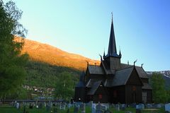 jotunheimen Норвегия Стоковое Фото