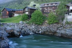 jotunheimen Норвегия стоковое изображение rf