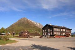 jotunheimen Норвегия стоковое фото rf