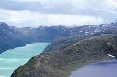 Jotunheimen Στοκ Εικόνα