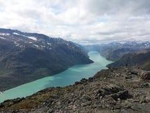 Jotunheimen Norge Royaltyfri Foto