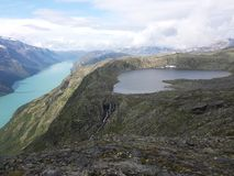 Jotunheimen, Noruega Foto de Stock