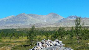 Jotunheimen Noruega Imágenes de archivo libres de regalías