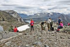 Jotunheimen, Norway Stock Photography