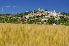 Joucas, de Provence Royalty-vrije Stock Foto's