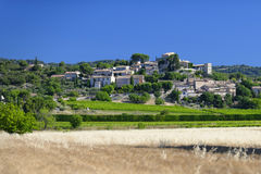 Joucas village in Provence Stock Images