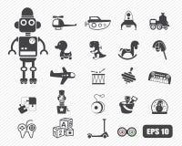 Joue l'icône illustration libre de droits