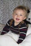 Jouer de bébé Photos stock