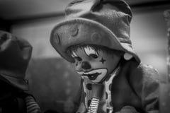 Jouer le clown Image stock